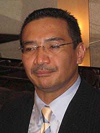 hishammuddin hussein ppsmi languanges debate issue 260209 06