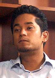 khairy jamaluddin interview 230209 13