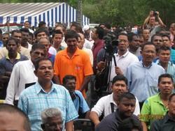 pkr announce bukit selambau candidate manikumar 200309 crowd2.jpg