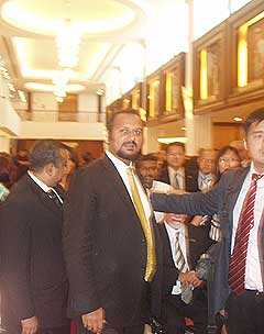 gobind suspended from parliament 160309 02
