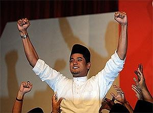 khairy jamaluddin umno youth chief 250309