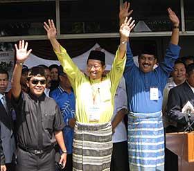 bukit gantang nomination day candidates and vips 290309 02