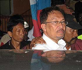 bukit selambau by election anwar ibrahim ceramah 010409 01
