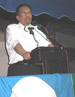 bukit selambau by election anwar ibrahim ceramah 010409 04