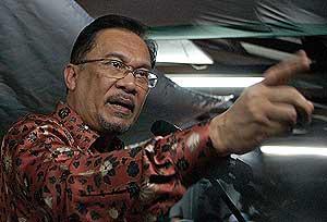 bukit gantang by election anwar ceramah 030409 09