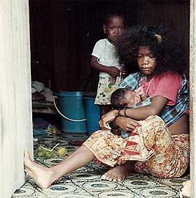jahai orang asli kelantan tualang story 200409 01