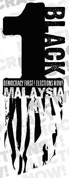 one black 1black malaysia campaign