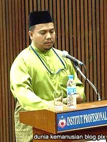 syamsul firdaus mohamed supri imam at bukit damansara mosque 060509