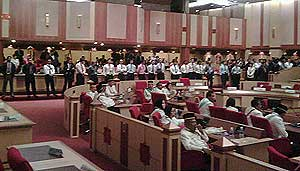perak state assembly removal of sivakumar ganesan speaker nazrin speech 070509 03