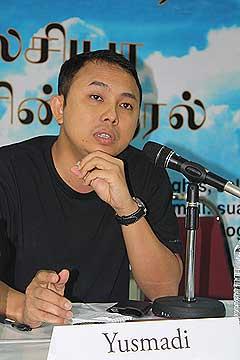hishamuddin rais yusmadi yusoff baljit singh suaram forum 110509 07