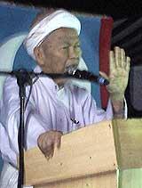 penanti by election pakatan leaders ceramah sivakumar nik aziz anwar tian chua 280509 01