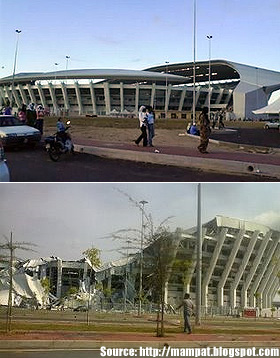 stadium sultan mizan gong badak 020609