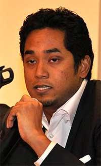 new america one malaysia khairy jamaluddin tony puah forum 040609 07