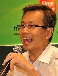 new america one malaysia khairy jamaluddin tony puah forum 040609 01