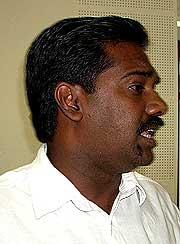 sri lankan war victims fund 03062009 t mohan