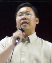 bukit koman forum 230609 choong siew onn @ zhong shao an