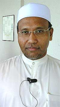 idris ahmad pas information chief