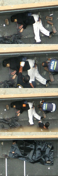 teoh beng hock macc sprm 160709 series pictures of dead body