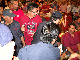 section 23 resident dialogue 050909 argument