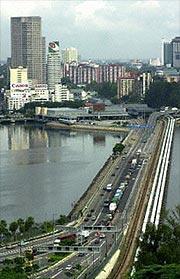 johor singapore causeway 070905