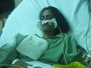 seetha in hospital 15112009