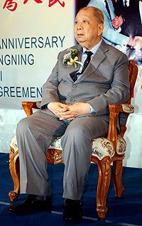 hatyai peace treaty 20th anniversary 301109 chin peng