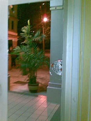 gurdwara sahib sentul damge front door windows