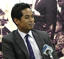 khairy jamaluddin kj interview 190310