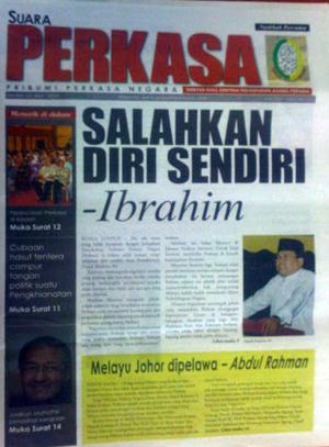 perkasa publication