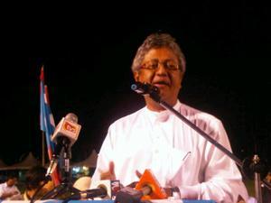 hulu selangor zaid ibrahim losing speech