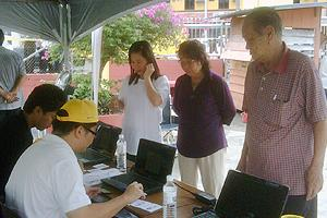 sibu by election voting 160510 01