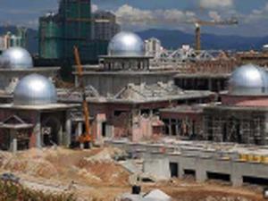 new istana palace