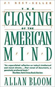 book the closing of the american mind allan bloom