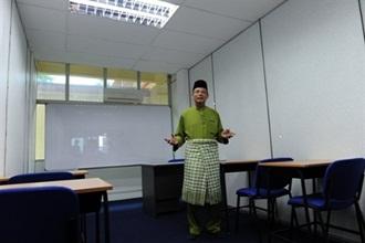 Rahaman Karim school for pregnant students malacca