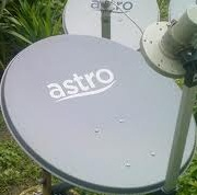 astro satellite dish