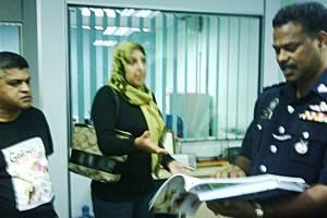 zunar arrested under sedition act 240910 01