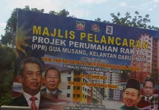 galas bn candidate announcement 241010 muhyiddin and ku li poster