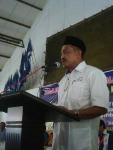 galas by election candidate announcement 241010 abdul aziz yusof