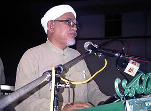 tenang by election pas announce candidate 160111 hadi