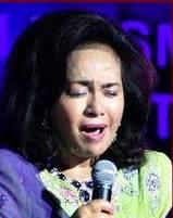 rosmah mansor singing