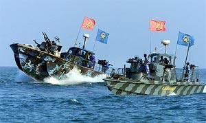 sri lanka tamil tigers 260106 sea tigers