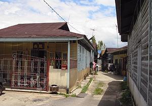 gombak chinese new village