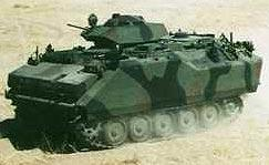 leftenan adnan armoured personnel carrier assault vehicle
