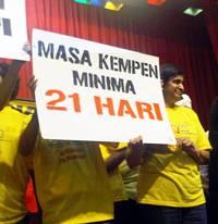 bersih 2.0 launch july 9 rally 190611 2
