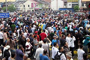 bersih rally petaling street 090711