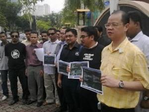 samm police report on rosmah diamond ring 130711 group