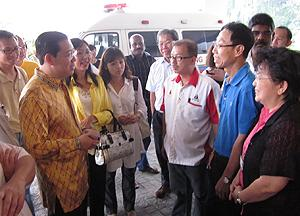dap visit to tung shin hospital 100711 03