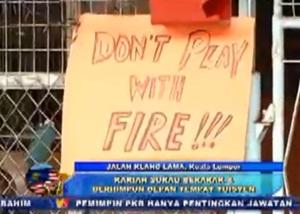 jalan klang lama tuition centre tv3 report 4