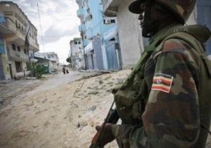 somalia war deserted street