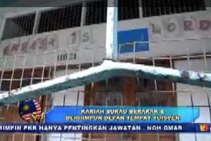 jalan klang lama tuition centre tv3 report 6